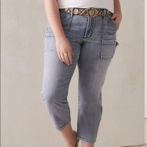 Silver jeans Carpenter style jeans